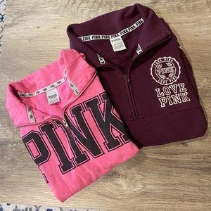(S) Bundle of VS PINK Sweatshirts